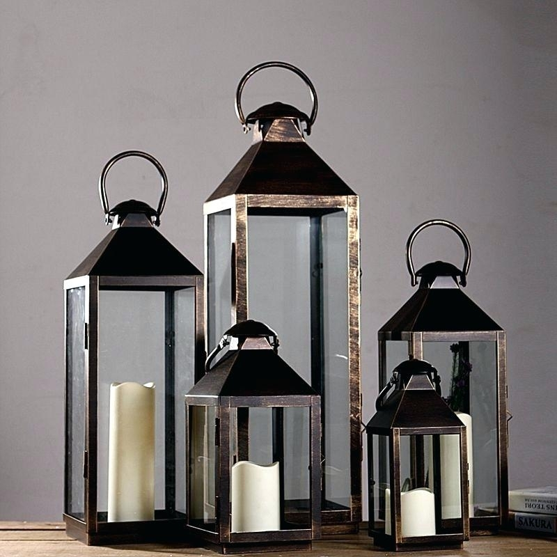 Outdoor Lanterns For Candles Outdoor Lanterns Candles Outdoor Patio for Outdoor Hanging Candle Lanterns At Wholesale (Image 9 of 10)