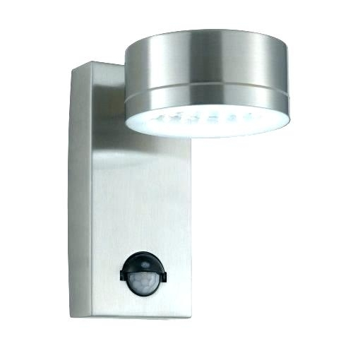 Outdoor Led Wall Lighting Lithonia Lighting Wall Mount Outdoor for Lithonia Lighting Wall Mount Outdoor Bronze Led Floodlight With Motion Sensor (Image 6 of 10)