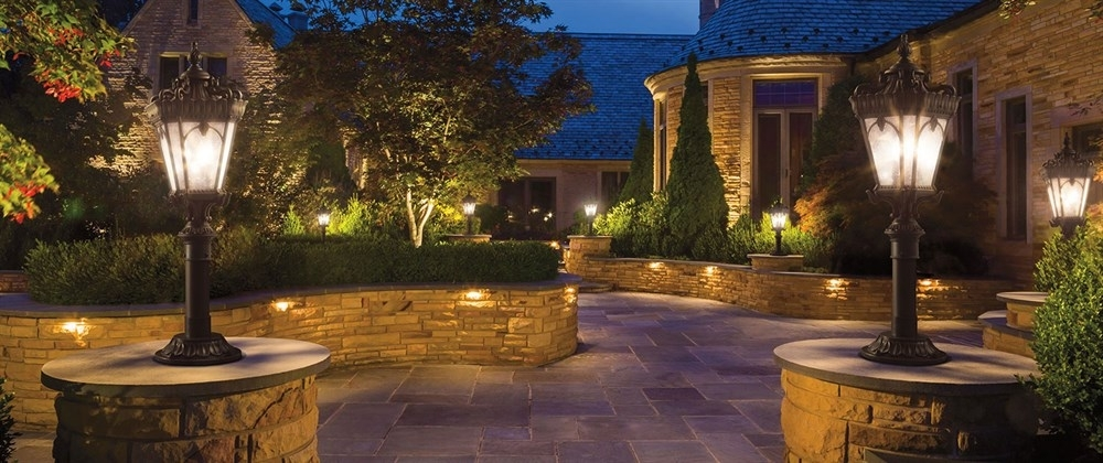 Outdoor Lighting – .:defining Systems:. regarding Outdoor Rock Wall Lighting (Image 6 of 10)