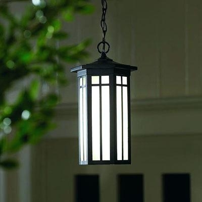 Outdoor Lighting Exterior Light Fixtures At The Home Depot Hanging intended for Hanging Outdoor Lights on Vinyl Siding (Image 6 of 10)