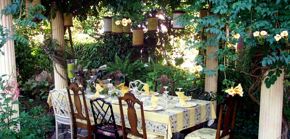 Outdoor Lighting Ideas For Added Sparkle « Bombay Outdoors with Outdoor Hanging Patio Lanterns (Image 9 of 10)