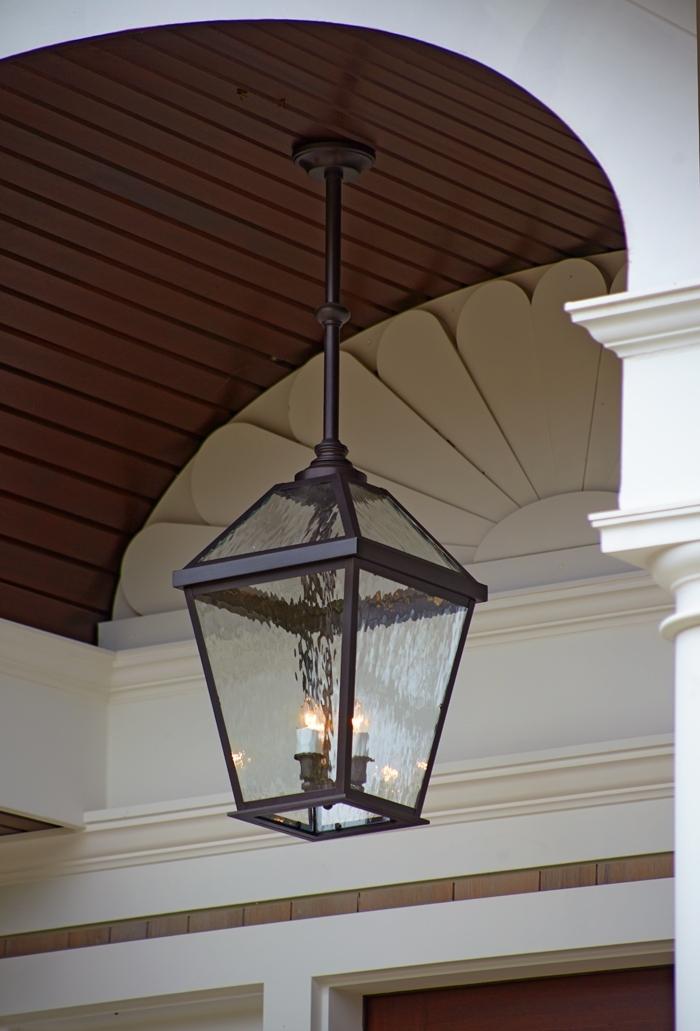 Outdoor Lighting: Marvellous Outdoor Ceiling Lights For Porch In Outdoor Hanging Ceiling Lights (View 4 of 10)