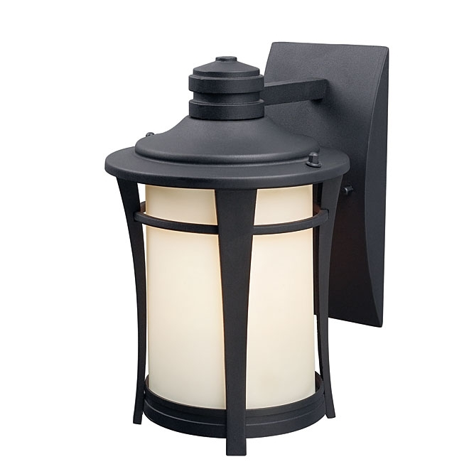 Outdoor Lighting: Wall Lights | Rona with Rona Outdoor Wall Lighting (Image 9 of 10)