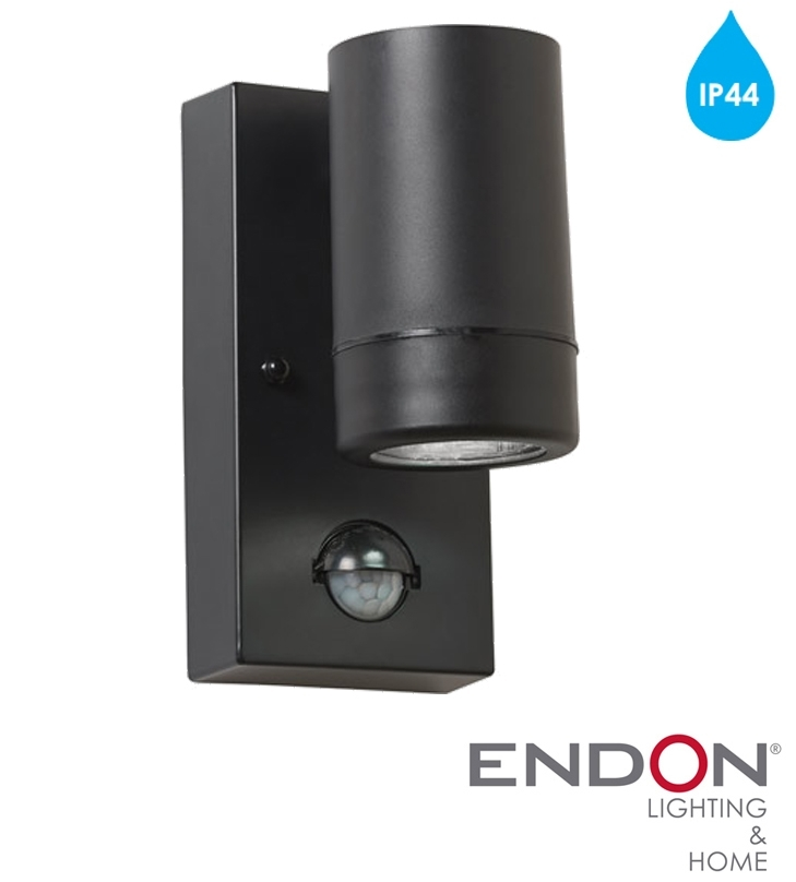 Outdoor Security Lights From Easy Lighting inside Led Outdoor Wall Lights With Motion Sensor (Image 7 of 10)