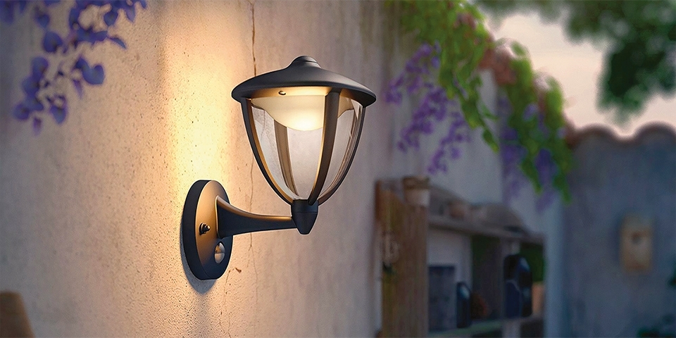 Outdoor Sensor & Security Lights Buyers Guide At Homebase.co (View 9 of 10)