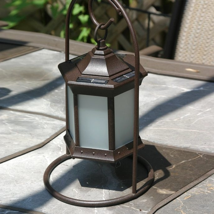 Outdoor Table Lamps Amazon Battery Operated Lamps Walmart Outdoor Pertaining To Outdoor Wall Lighting At Walmart (View 6 of 10)