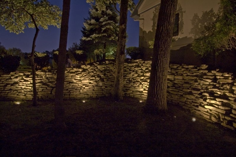 Outdoor Wall Accent Lighting: Images And Photos Objects – Hit Interiors Regarding Outdoor Rock Wall Lighting (View 5 of 10)