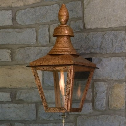 Outdoor Wall Gas Light | House Design with regard to Outdoor Wall Gas Lights (Image 9 of 10)