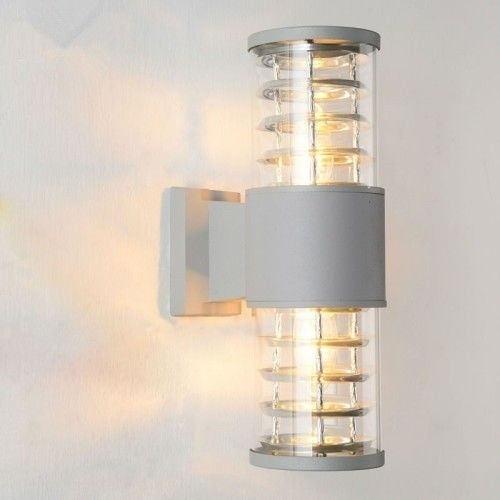 Outdoor Wall Lamp, Patio / Balcony / Water Proof Garden Wall Lamp with regard to Outdoor Wall Lights At Gumtree (Image 8 of 10)