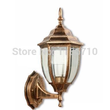 Outdoor Wall Light European Outdoor Waterproof Wall Lamp Wall Lamp for European Outdoor Wall Lighting (Image 8 of 10)