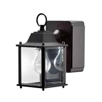 Outdoor Wall Light With Built In Outlet Photo – 4 | No Place Like Intended For Outdoor Wall Lights With Electrical Outlet (View 5 of 10)