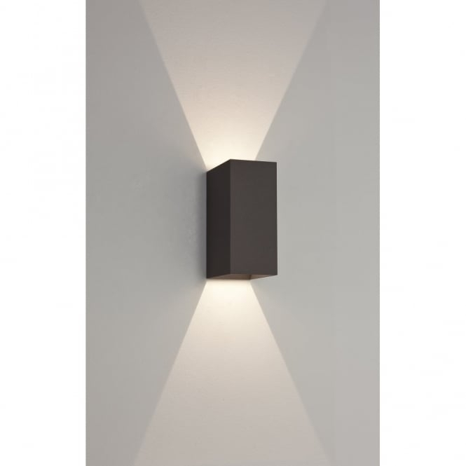 Outdoor Wall Lighting | Dosgildas throughout Outdoor Wall Sconce Led Lights (Image 8 of 10)