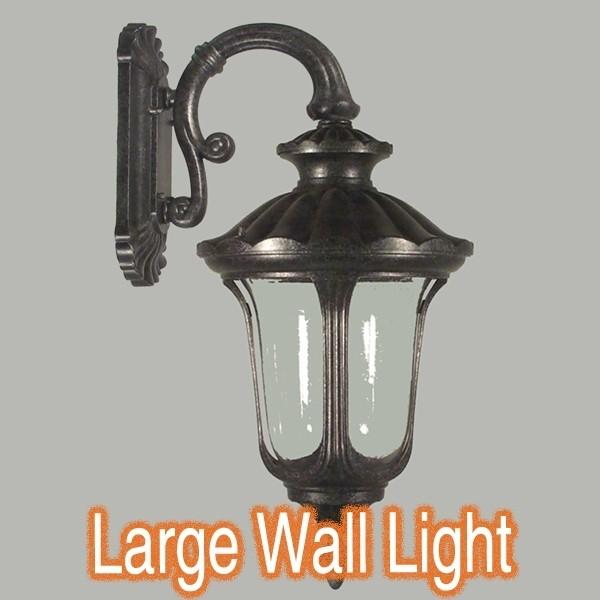 Outdoor Wall Lighting Lode International Exterior Lights For Large Outdoor Wall Lighting (View 9 of 10)