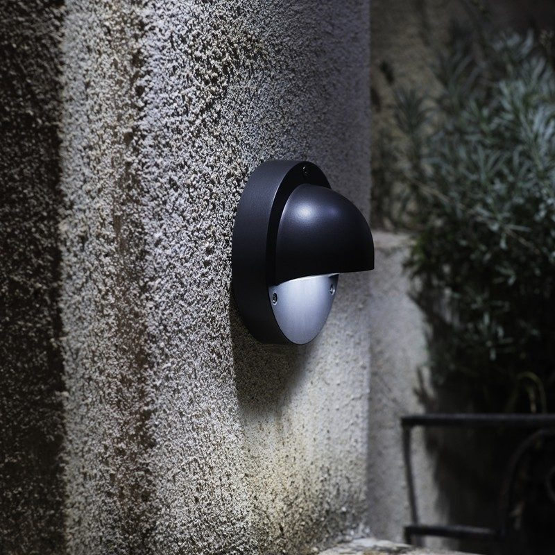 Outdoor Wall Lighting: Precious Outdoor Details | Sorrentos Bistro Home in 12 Volt Outdoor Wall Lighting (Image 6 of 10)