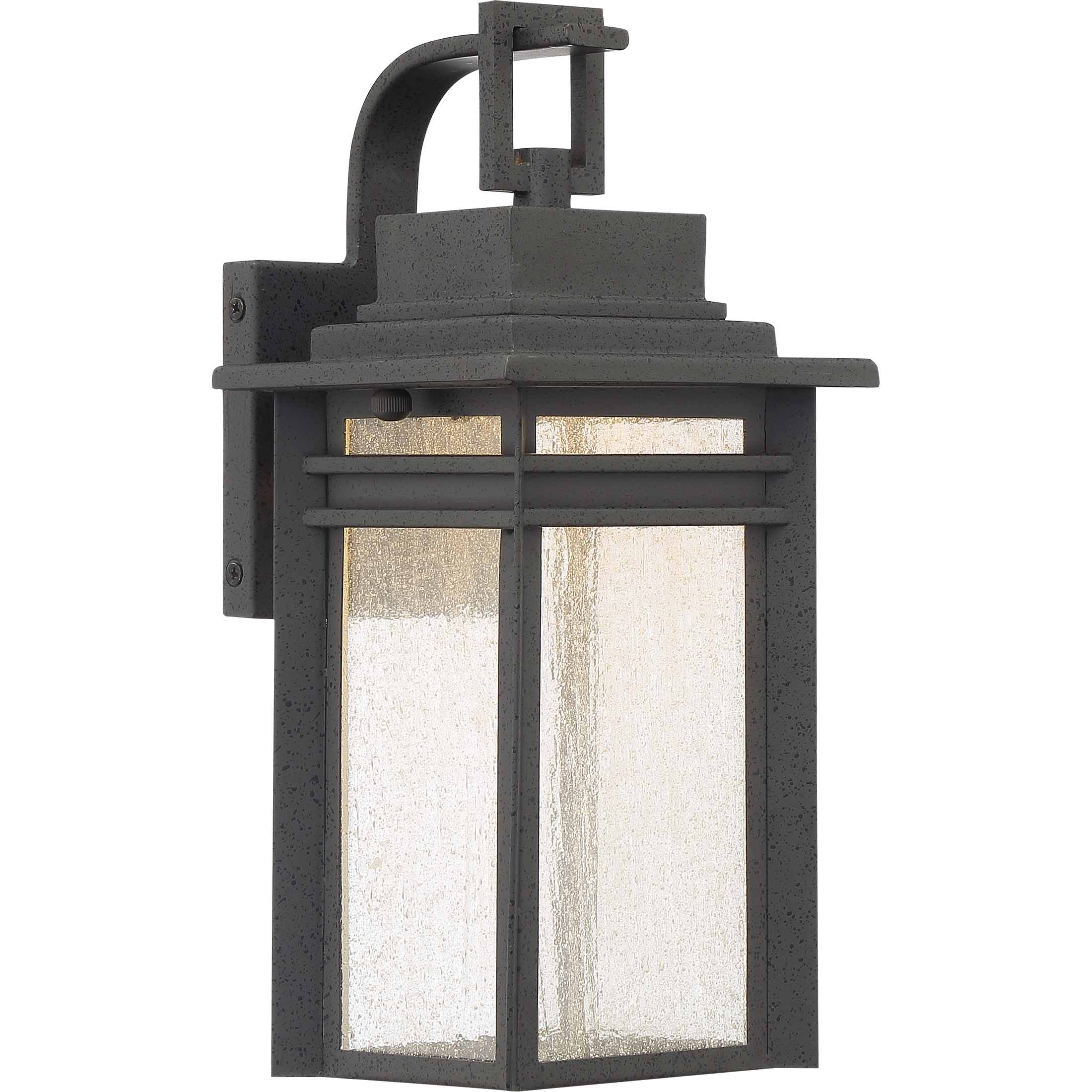 Outdoor Wall Lightquoizel | Bec8406Sbk inside Beacon Outdoor Wall Lighting (Image 6 of 10)