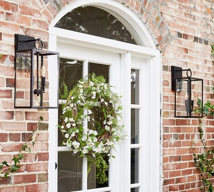 Outdoor Wall Lights - Fixer Upper Style | The Harper House intended for Farmhouse Outdoor Wall Lighting (Image 7 of 10)