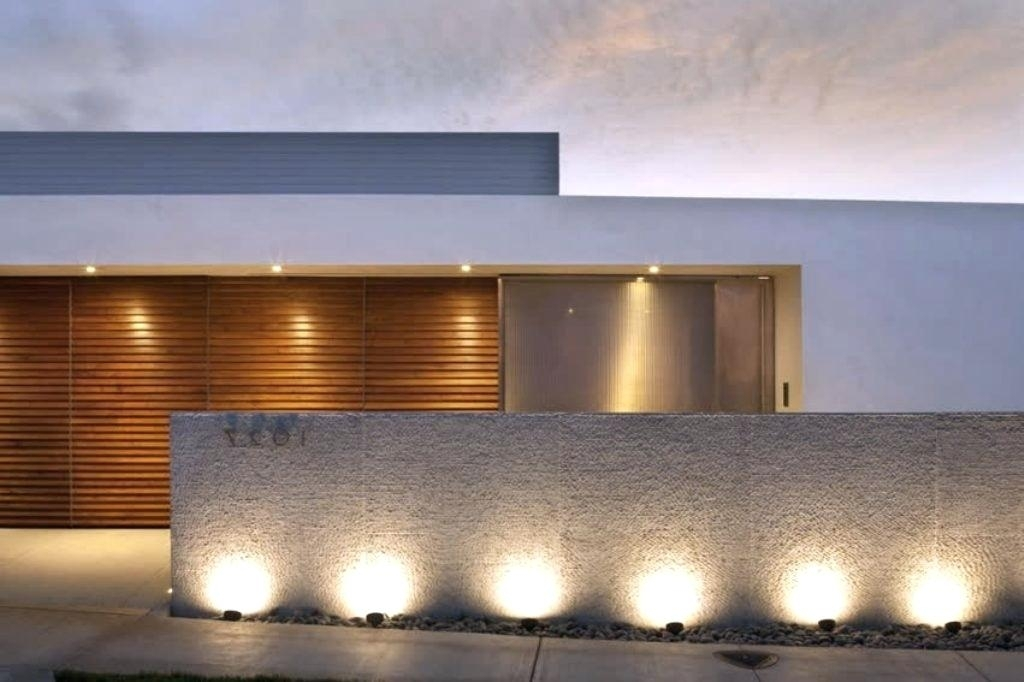 Outdoor Wall Lights For Houses Outdoor Wall Lighting Exterior for Outdoor Led Wall Lights for House Sign With Door Number (Image 7 of 10)