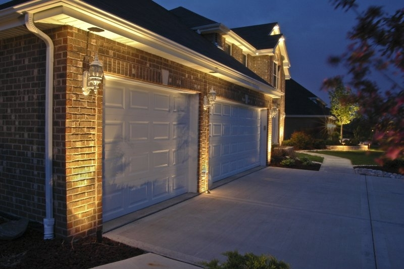 Outdoor Wall Lights Site Image Garage Exterior House Throughout intended for Outdoor Wall Garage Lights (Image 9 of 10)