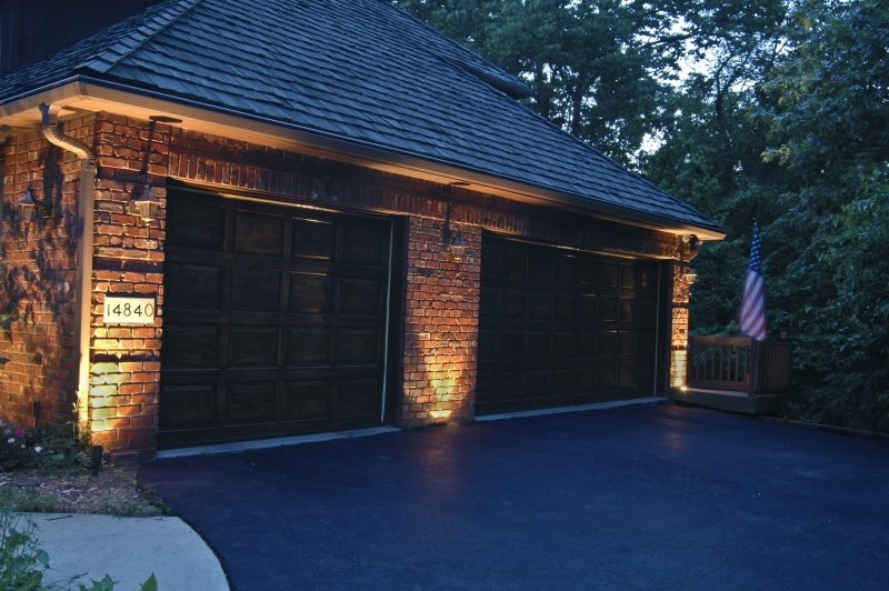Outdoor Wall Lights Site Image Garage Exterior House Throughout with regard to Outdoor Wall Accent Lighting (Image 7 of 10)