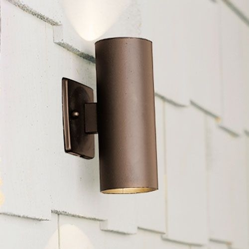 Outdoor Wall Mounted Accent Lighting - Video And Photos inside Outdoor Wall Mounted Accent Lighting (Image 3 of 10)
