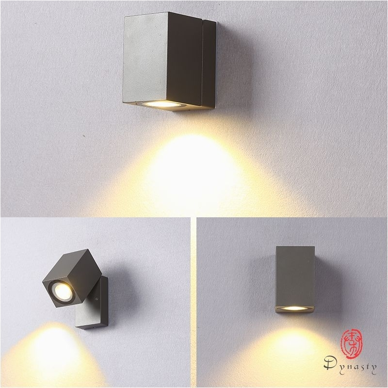Outdoor Wall Mounted Decorative Lighting Fresh Adjustable Wall with regard to Outdoor Wall Mounted Decorative Lighting (Image 7 of 10)