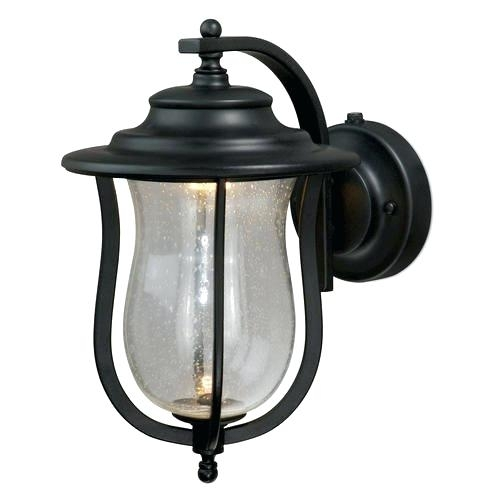 Outdoor Wall Mounted Lighting Dusk To Dawn – Corsi (View 2 of 10)