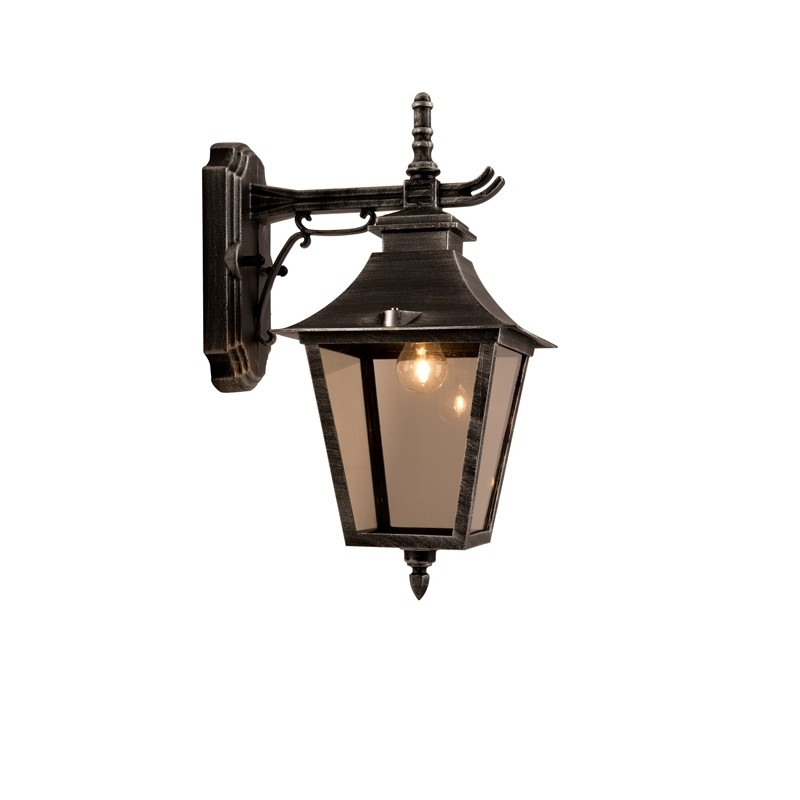 Featured Photo of Outdoor Hanging Coach Lanterns