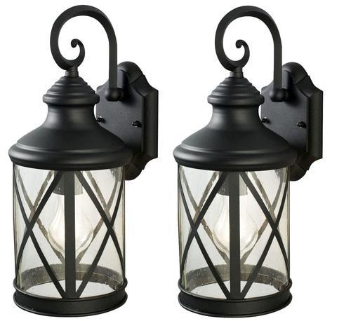 "Patriot Lighting® Sonoma 16"" Outdoor Wall Light – 2 Pk At Menards® Pertaining To Patriot Lighting Outdoor Wall Lights (View 2 of 10)"