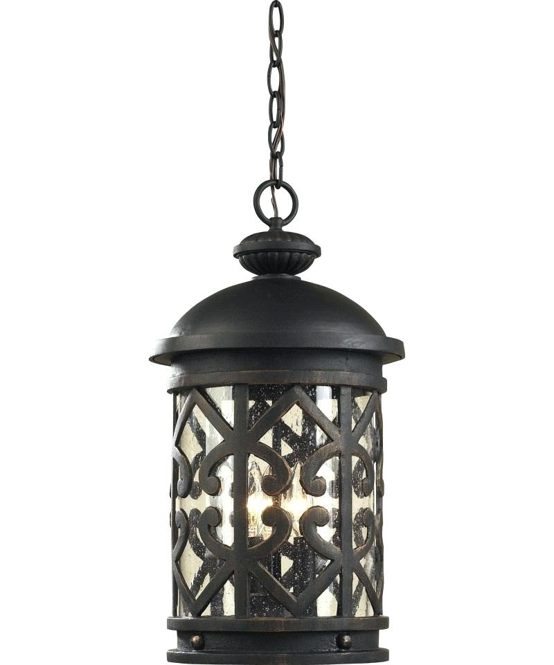 Pendant Outdoor Lighting Indoor Hanging Lantern Light Fixture with regard to Outdoor Hanging Lanterns From Canada (Image 8 of 10)
