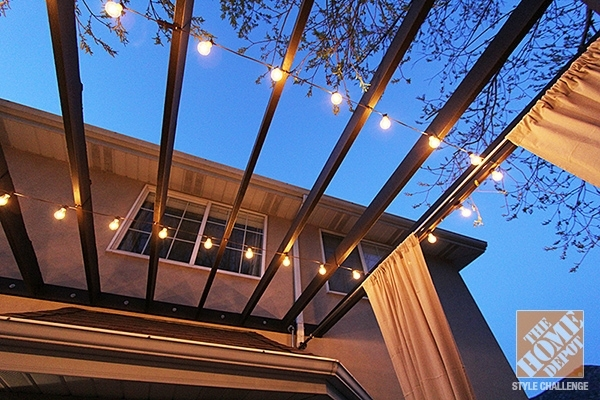 Pergola Design Ideas Lights For Pergola Deck Decorating Ideas with Outdoor Hanging Lights for Pergola (Image 6 of 10)