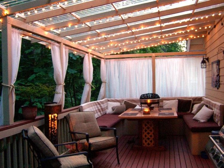Pergola Design Ideas Lights For Pergola Pergola Lights Idea Hang in Outdoor Hanging Lights For Pergola (Image 8 of 10)