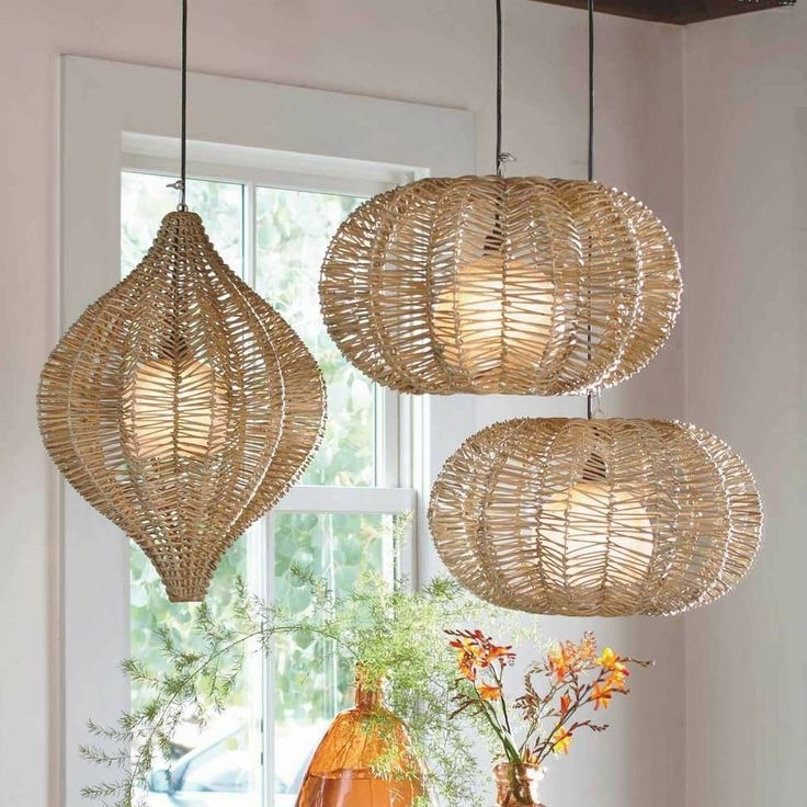 Pintotally Cool Picks - Products, Ideas And Concepts I've inside Outdoor Rattan Hanging Lights (Image 7 of 10)