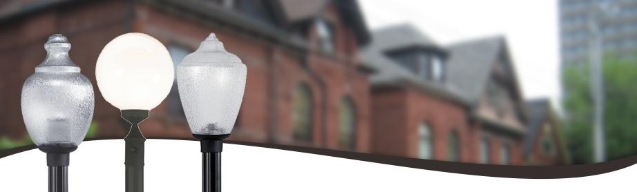 Plastic Globes For Outdoor Lighting Fixtures - Superiorlighting inside Plastic Outdoor Wall Light Fixtures (Image 6 of 10)
