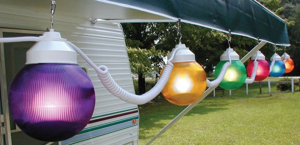 Polymer-Products-1661-00523-6-Inch-Multi-Color-Globe-String-Lights inside Outdoor Hanging Lights for Campers (Image 5 of 10)
