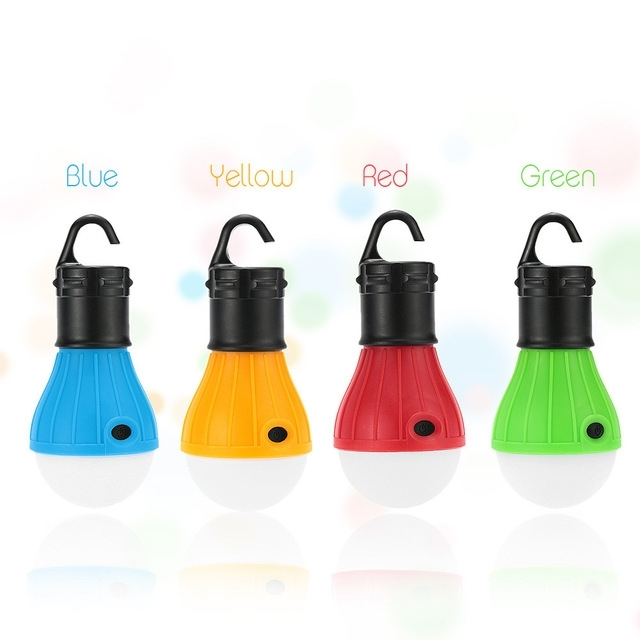 Portable Indoor Outdoor Hanging Lamp 3 Modes Led Night Light Camping in Outdoor Hanging Lights For Campers (Image 6 of 10)