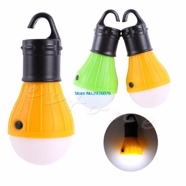 Portable Lanterns Outdoor Hanging 3Led Camping Lantern Soft Light in Outdoor Hanging Camping Lights (Image 5 of 10)