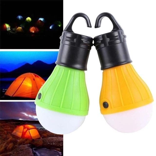Portable Outdoor Hanging 3Led Camping Lantern Soft Light Led Camp Inside Outdoor Hanging Plastic Lanterns (View 9 of 10)