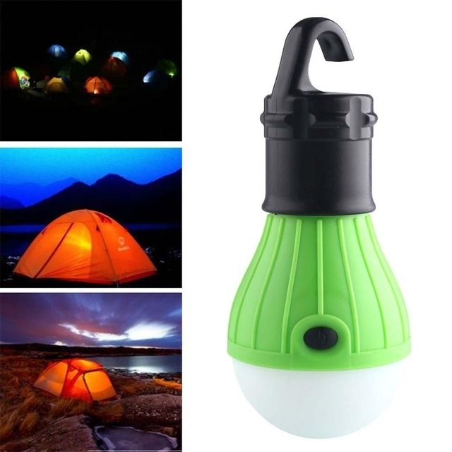 Portable Outdoor Hanging 3Led Camping Lantern Soft Light Led Camp Pertaining To Outdoor Hanging Camping Lights (View 7 of 10)