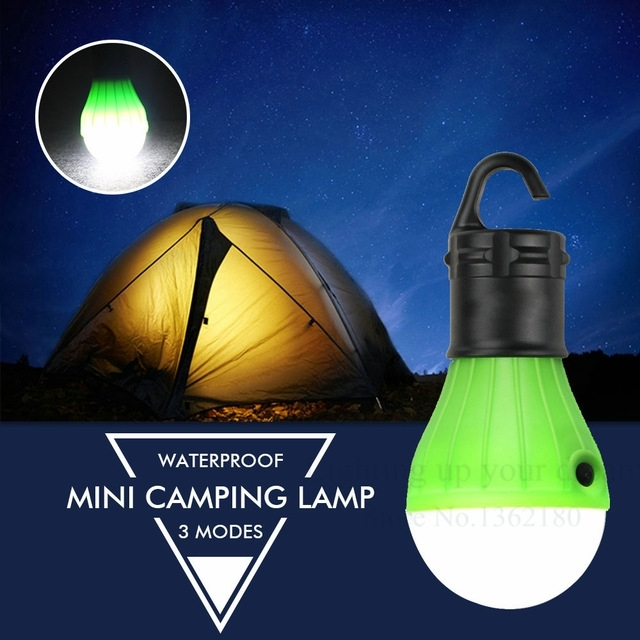 Portable Outdoor Hanging Tent Camping Light Lantern,soft Night Light Regarding Outdoor Hanging Camping Lights (View 9 of 10)