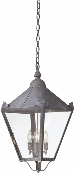 "Preston 19"" Outdoor Hanging Light - F8945 with Troy Outdoor Hanging Lights (Image 2 of 10)"