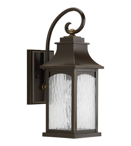 Progress P5753-108 Maison 1 Light 16 Inch Oil Rubbed Bronze Outdoor pertaining to Oil Rubbed Bronze Outdoor Wall Lights (Image 10 of 10)