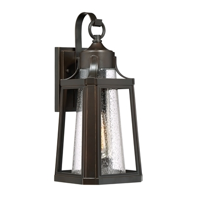 Quoizel Lte840 Lighthouse Single-Light Outdoor Wall Light | Lowe's intended for Quoizel Outdoor Wall Lighting (Image 9 of 10)