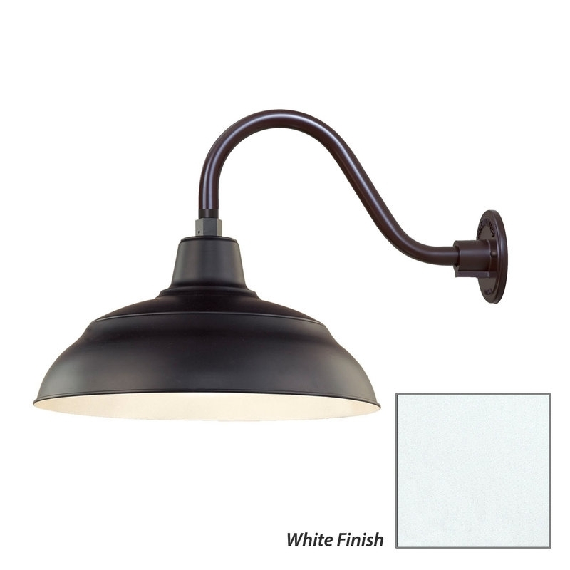 R Series 1 Light Outdoor Wall Sconce With Dark Sky Compliant 17 Throughout Dark Sky Outdoor Wall Lighting (View 7 of 10)