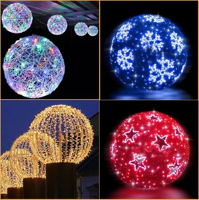 Re Ha01 Led Ball Lights Lowes Outdoor Christmas Lights Buy Lowes for Outdoor Hanging Christmas Light Balls (Image 9 of 10)