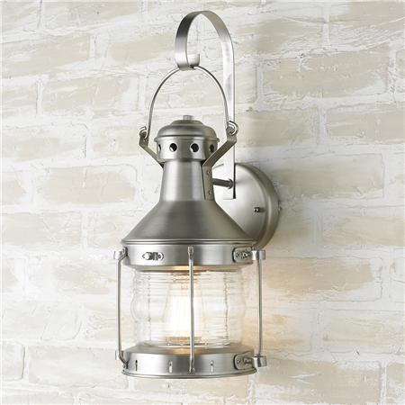 Remarkable Nautical Vanity Light Rustic Nautical Outdoor Wall Light pertaining to Nautical Outdoor Wall Lighting (Image 7 of 10)