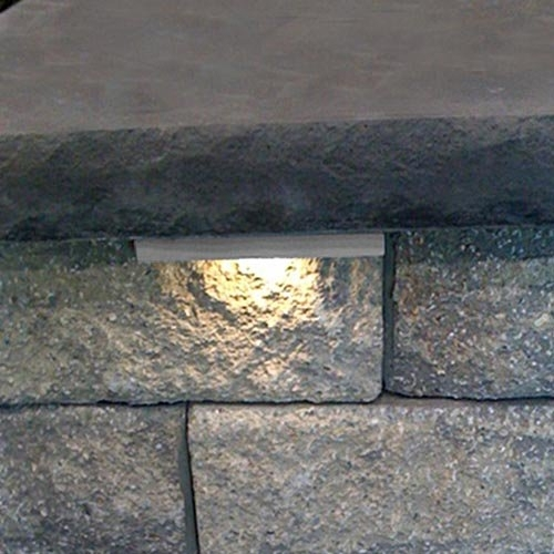 Retaining Wall Lights Low Voltage – Stephanegalland Regarding Low Voltage Outdoor Wall Lights (Image 9 of 10)