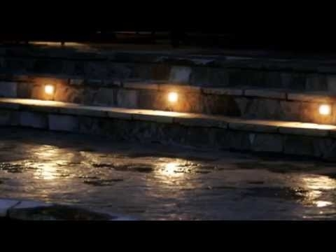 Rockwall Outdoor Lighting Job Tx | Dallas Landscape Lighting - Youtube regarding Outdoor Rock Wall Lighting (Image 10 of 10)