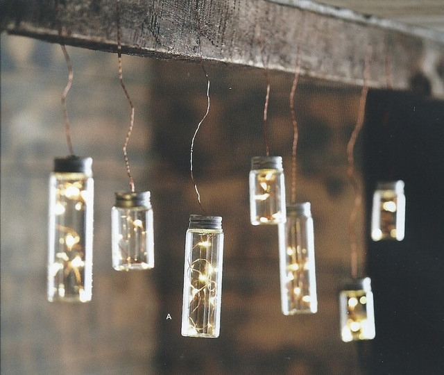 Roost Lighting Design - Home Decor - Mrsilva with Outdoor Hanging Bottle Lights (Image 10 of 10)
