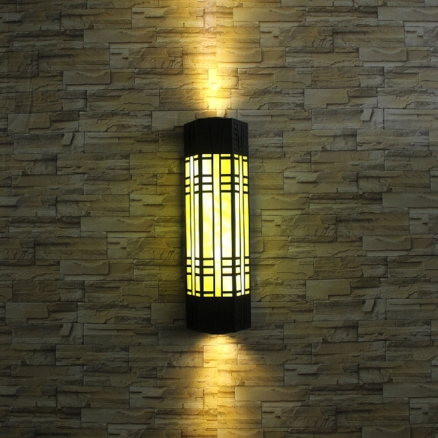 Rust Proof Work Lights Led Outdoor Lighting Waterproof Rust Proof with Commercial Led Outdoor Wall Lighting (Image 6 of 10)