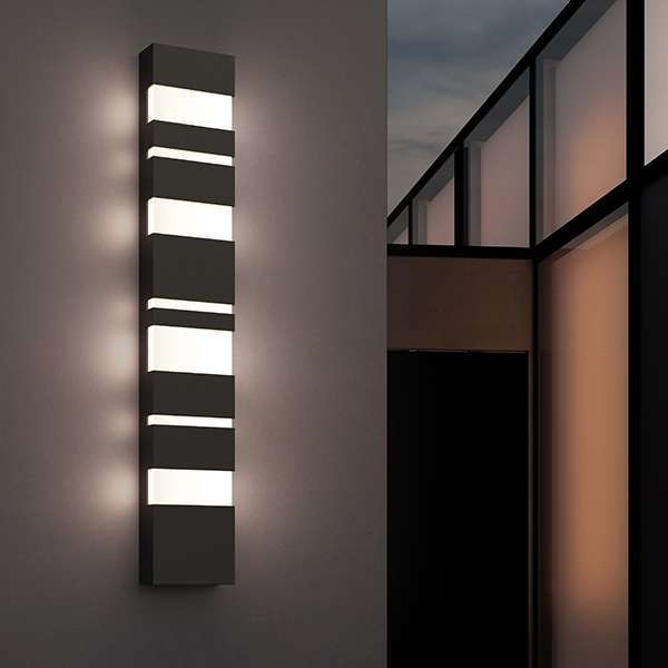 Sale: Modern Outdoor Lighting - Up To 20% Off | Ylighting for Modern Outdoor Wall Lighting (Image 9 of 10)